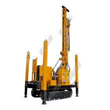 300 meter Mud Air Drilling Rig